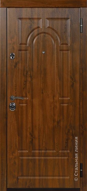 стальная дверь оптимальный выбор